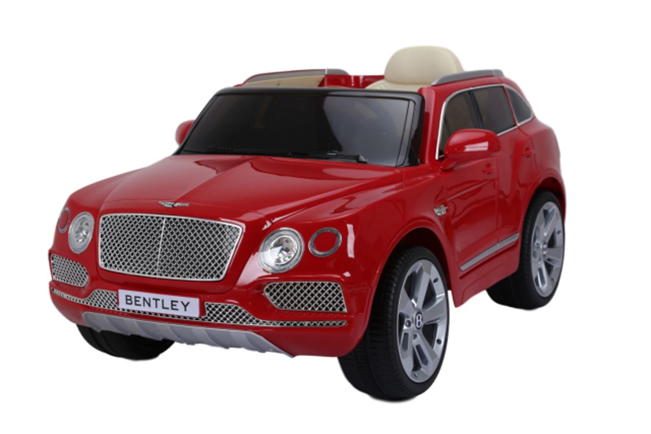Электромобиль Bentley Bentayga jj2158